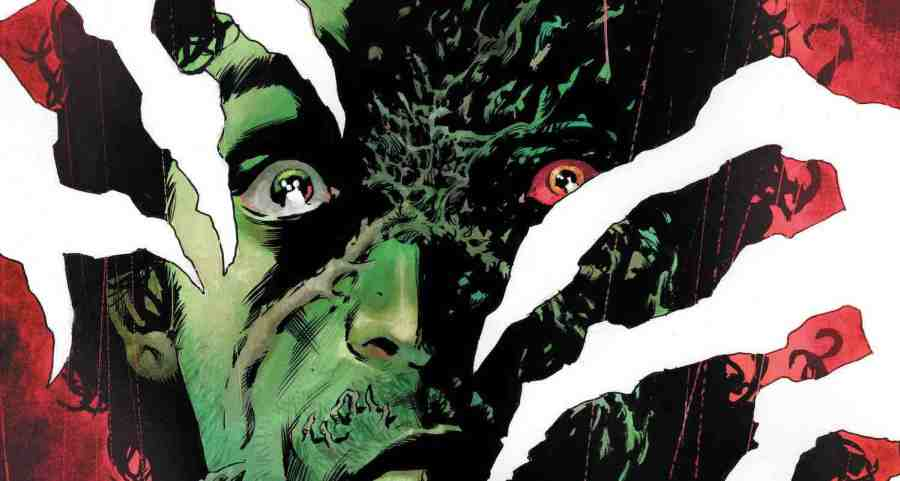 Swamp Thing # 2 - But Why Tho?