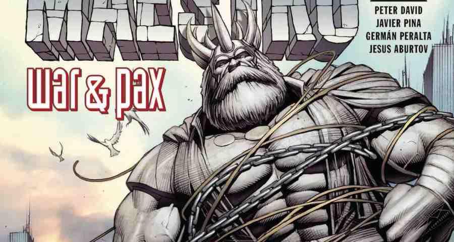 Maestro War & Pax # 4 - ¿Pero por qué Tho?