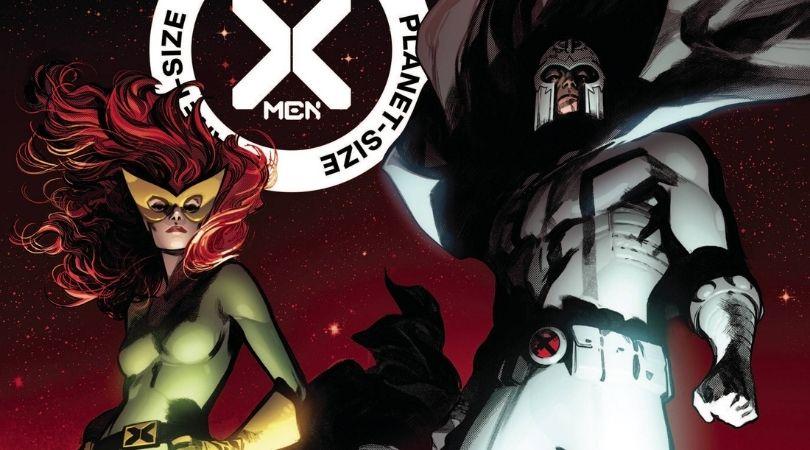 X-Men de tamaño planetario n. ° 1: pero ¿por qué?