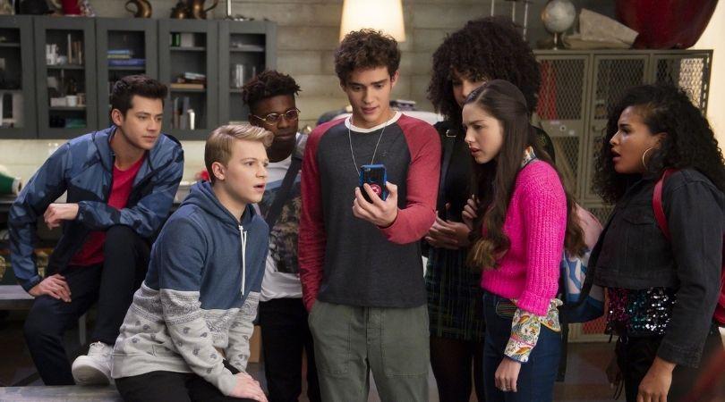High School Musical The Musical Temporada 2, Episodio 6 de la serie - Sí, y