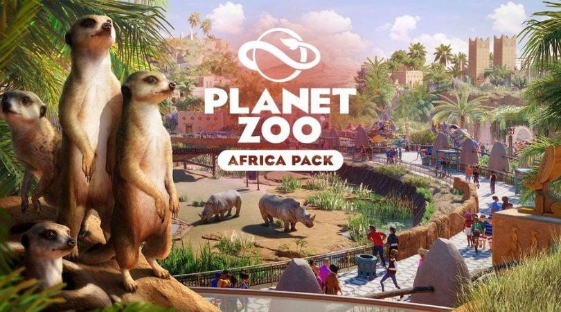 Planet Zoo: África