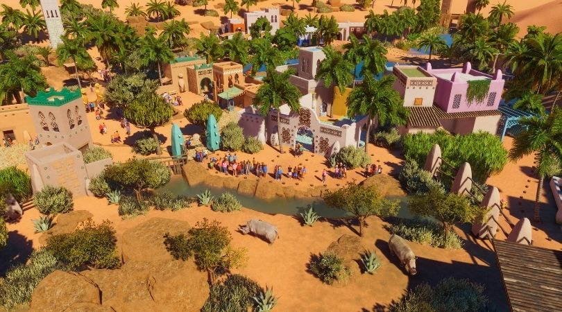 Paquete Planet Zoo Africa