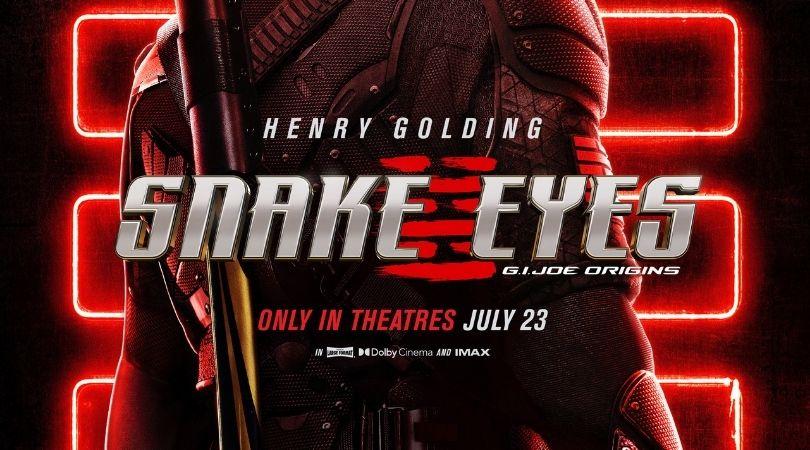 Snake Eyes Comic-Con @ Inicio