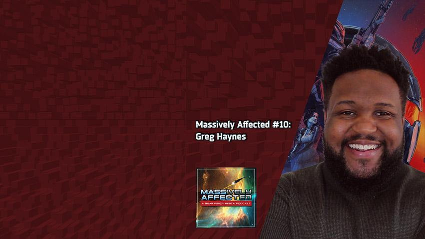 Afectados masivamente - Greg Haynes